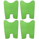 Granny Smith Inlay Set of 4